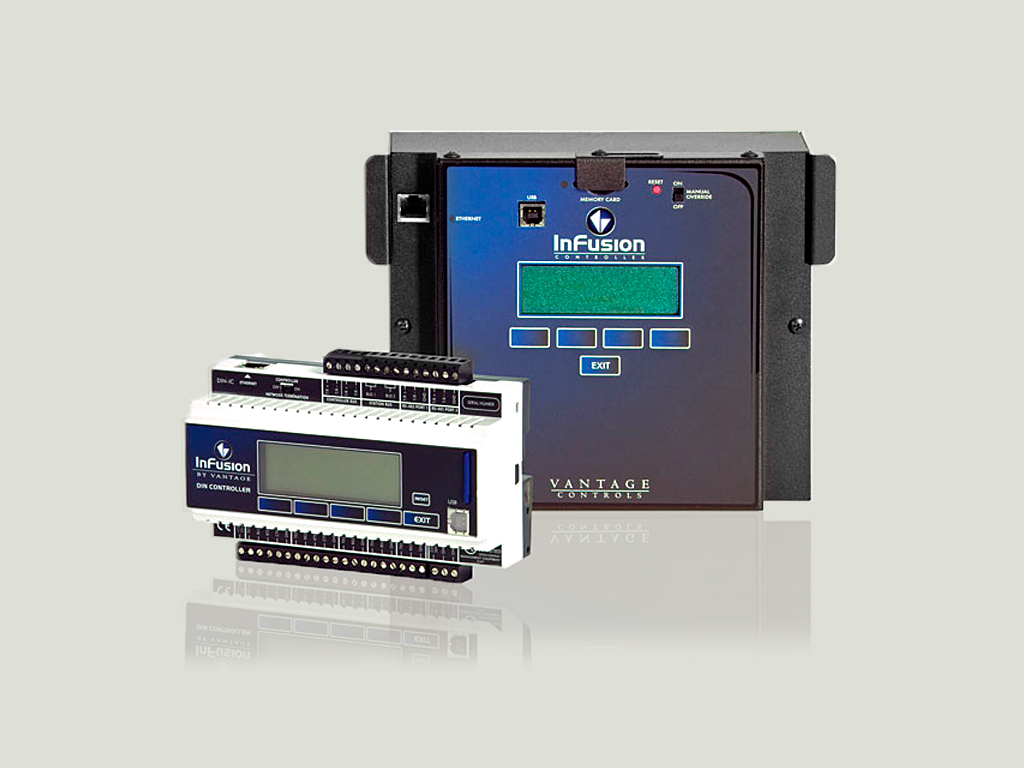 Vantage Controls Infusion Controllers