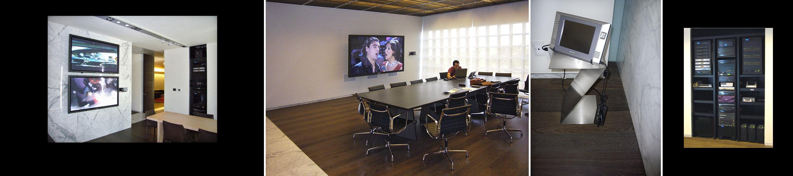 2007 – Oficinas Santa Fe